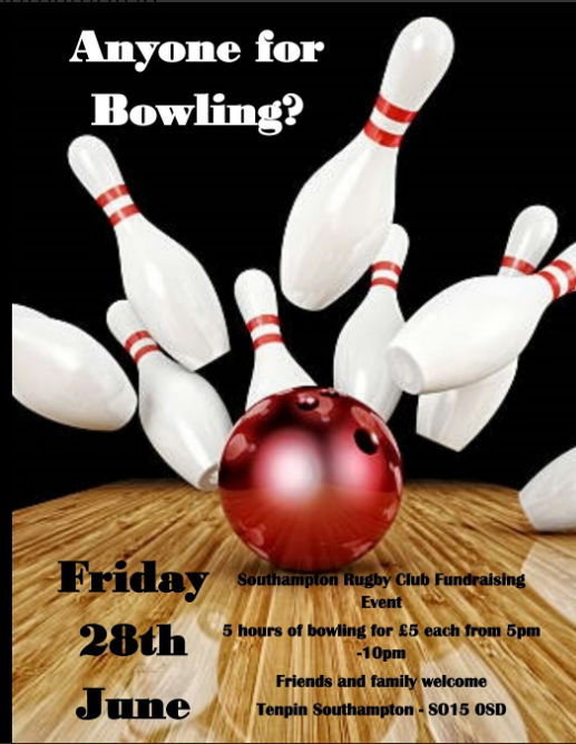 Anyone for Bowling? for charity