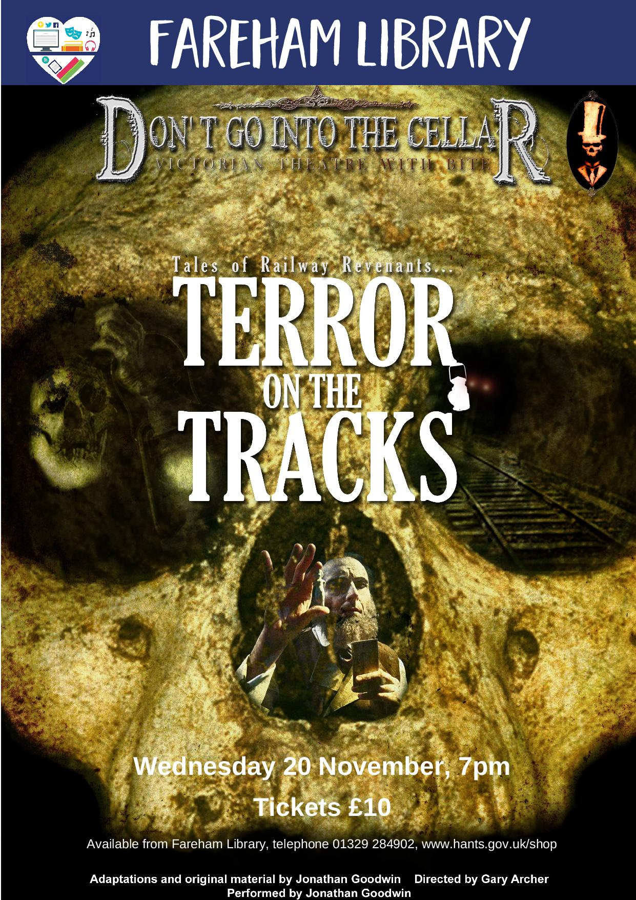 Terror on the Tracks