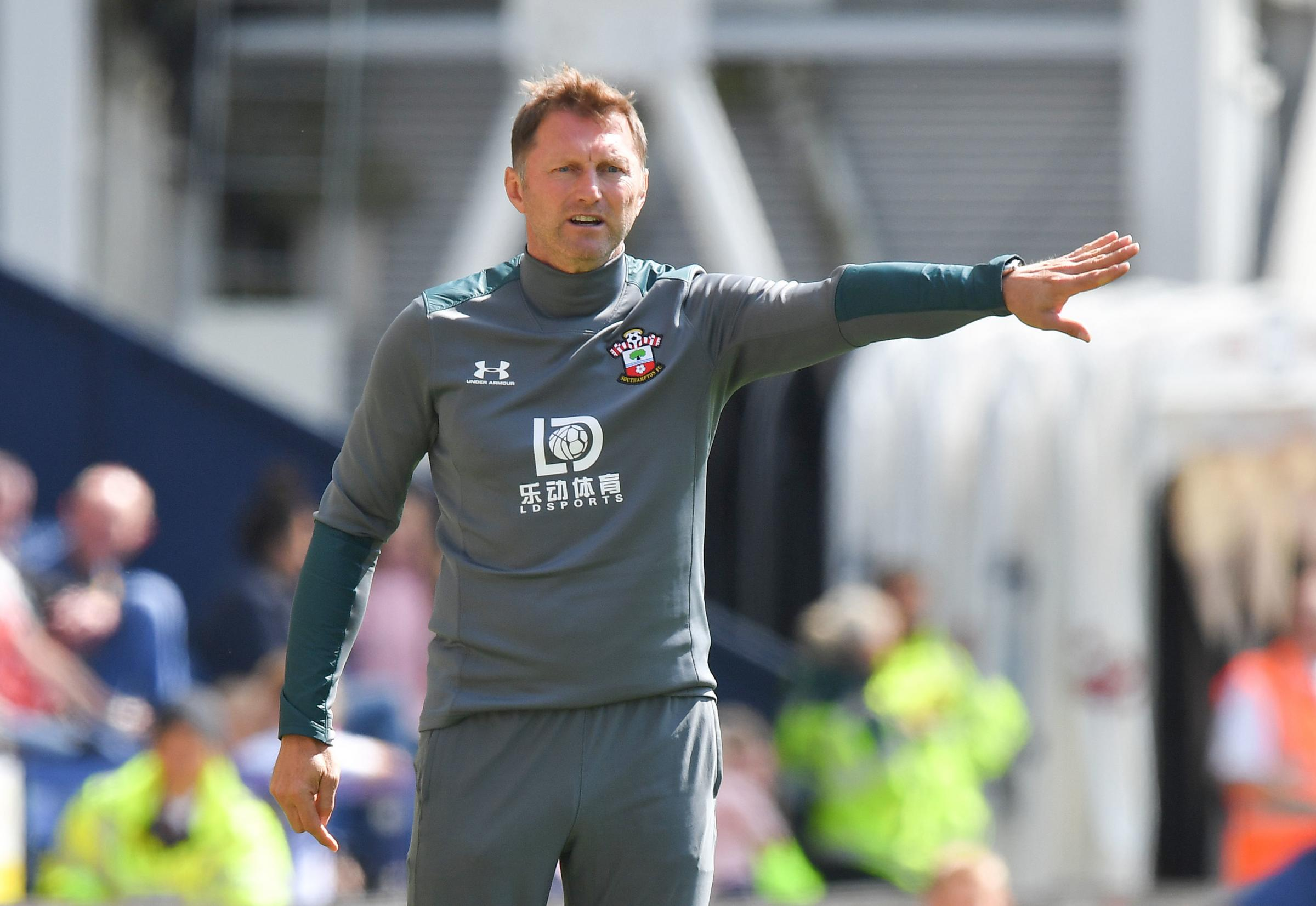 Richard Kitzbichler is Southampton's new first team assistant coach