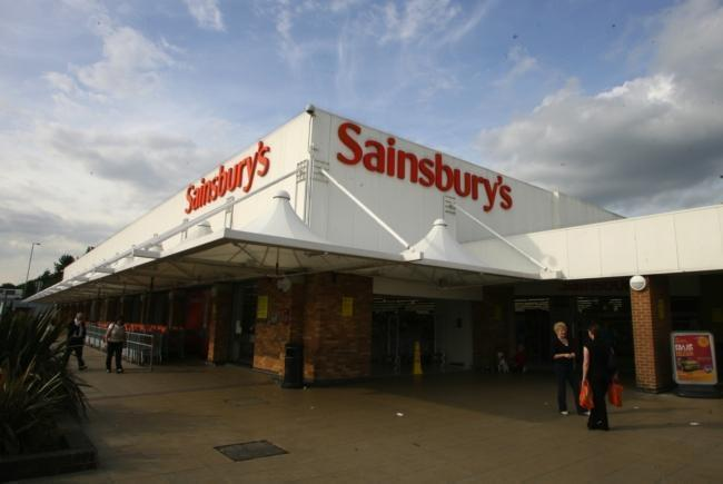 Sainsbury's store in Lordshill