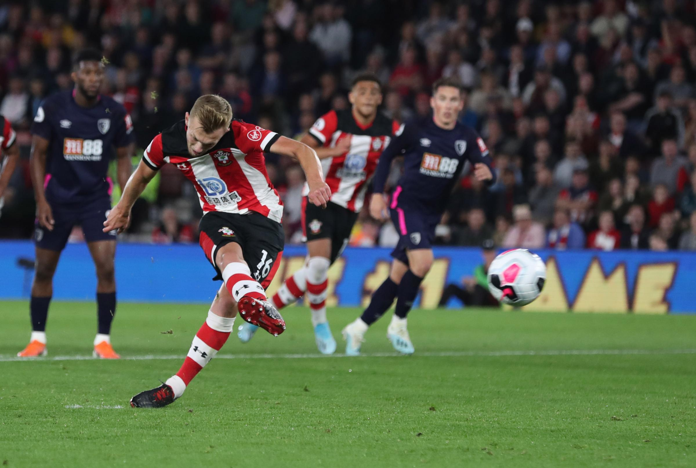 Southampton hope to better their set-piece record when they return to action