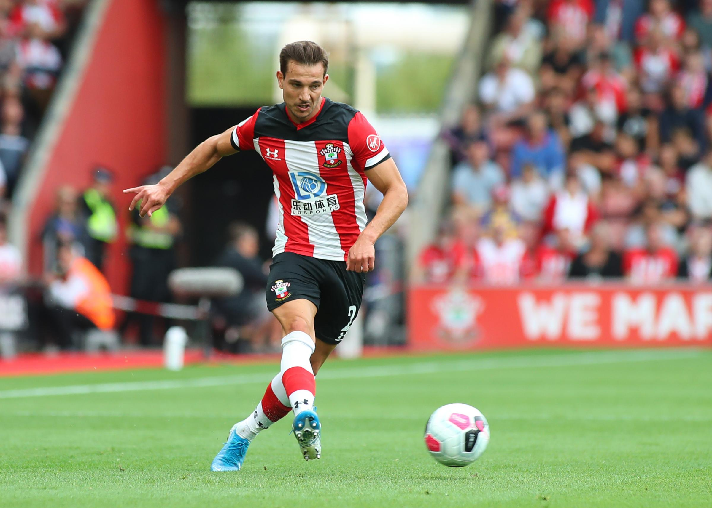 Southampton will consider whether to cash in on Cedric