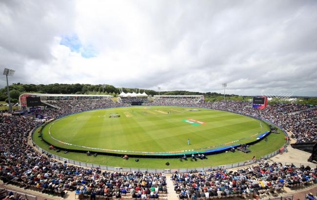 The ICC Cricket World Cup at the Hampshire Bowl in June helped boost Southampton's hotel trade