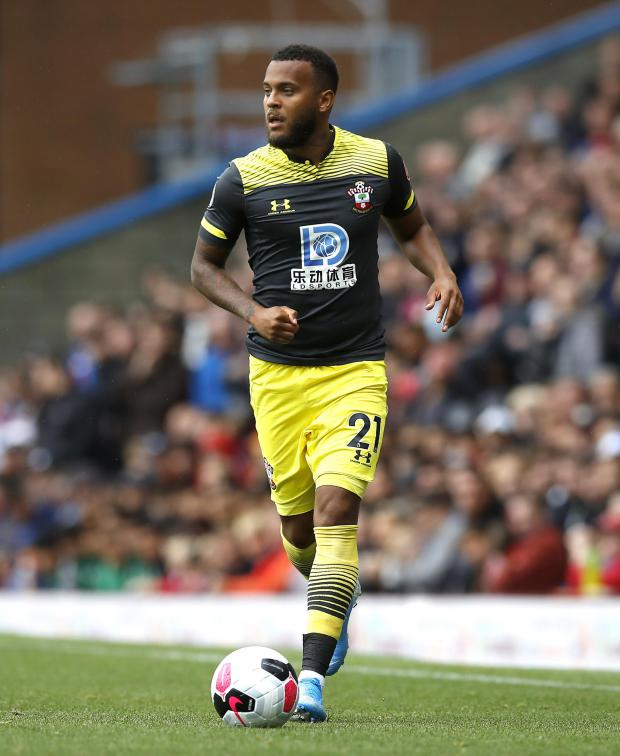 Daily Echo: Ryan Bertrand