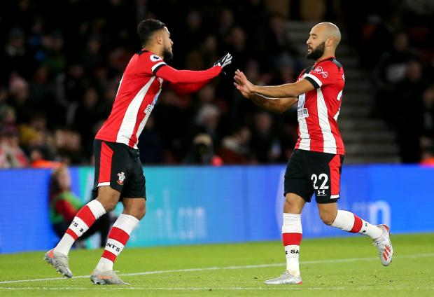 Daily Echo: Sofiane Boufal coming on for Nathan Redmond