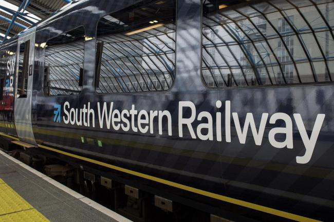 A South Western Railway (SWR) workers are striking until January 2.
