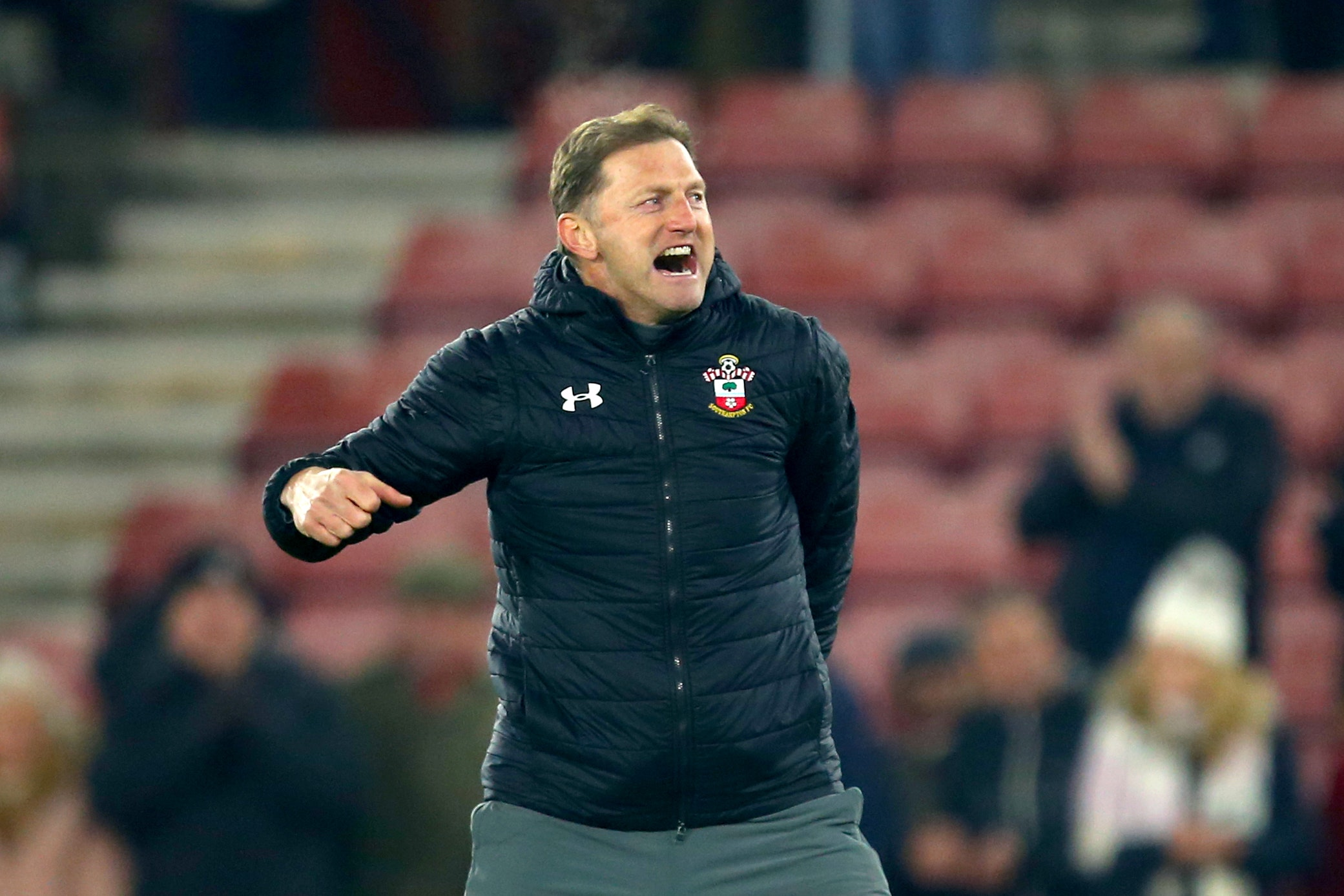 Hasenhuttl: I love my job as much as my Champions League days