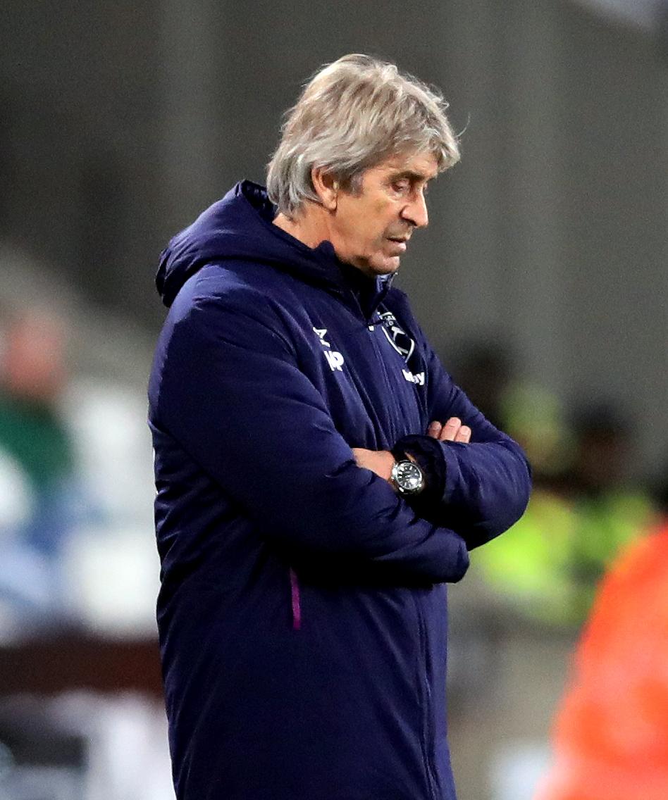 Southampton boss Ralph Hasenhuttl sympathises with Manuel Pellegrini