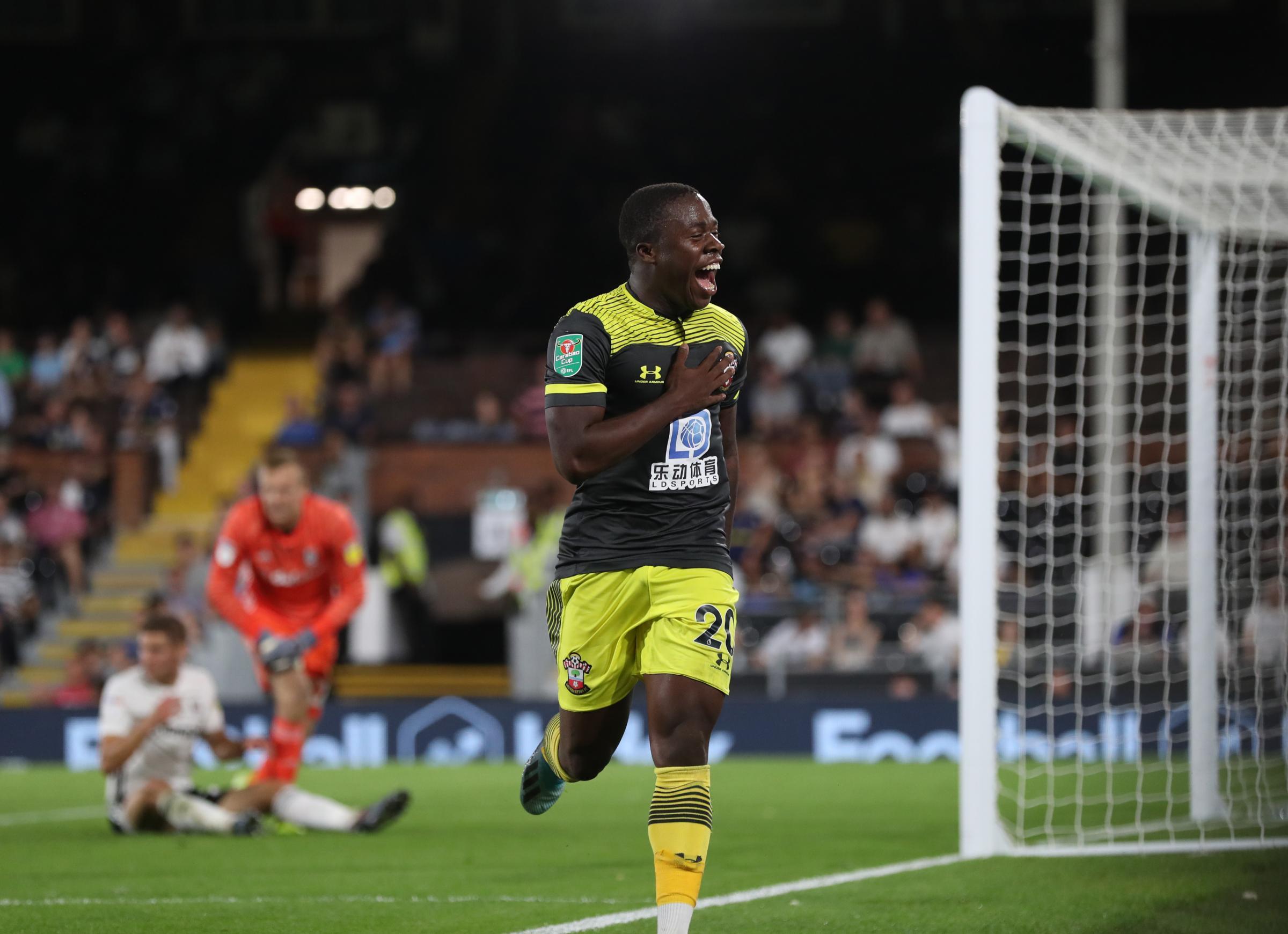 Southampton striker Michael Obafemi opens up to the Daily Echo
