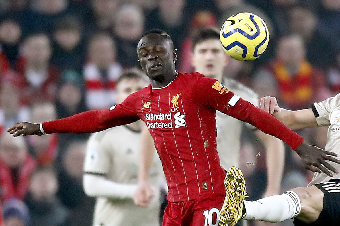 Liverpool star Sadio Mané likely to miss Southampton clash