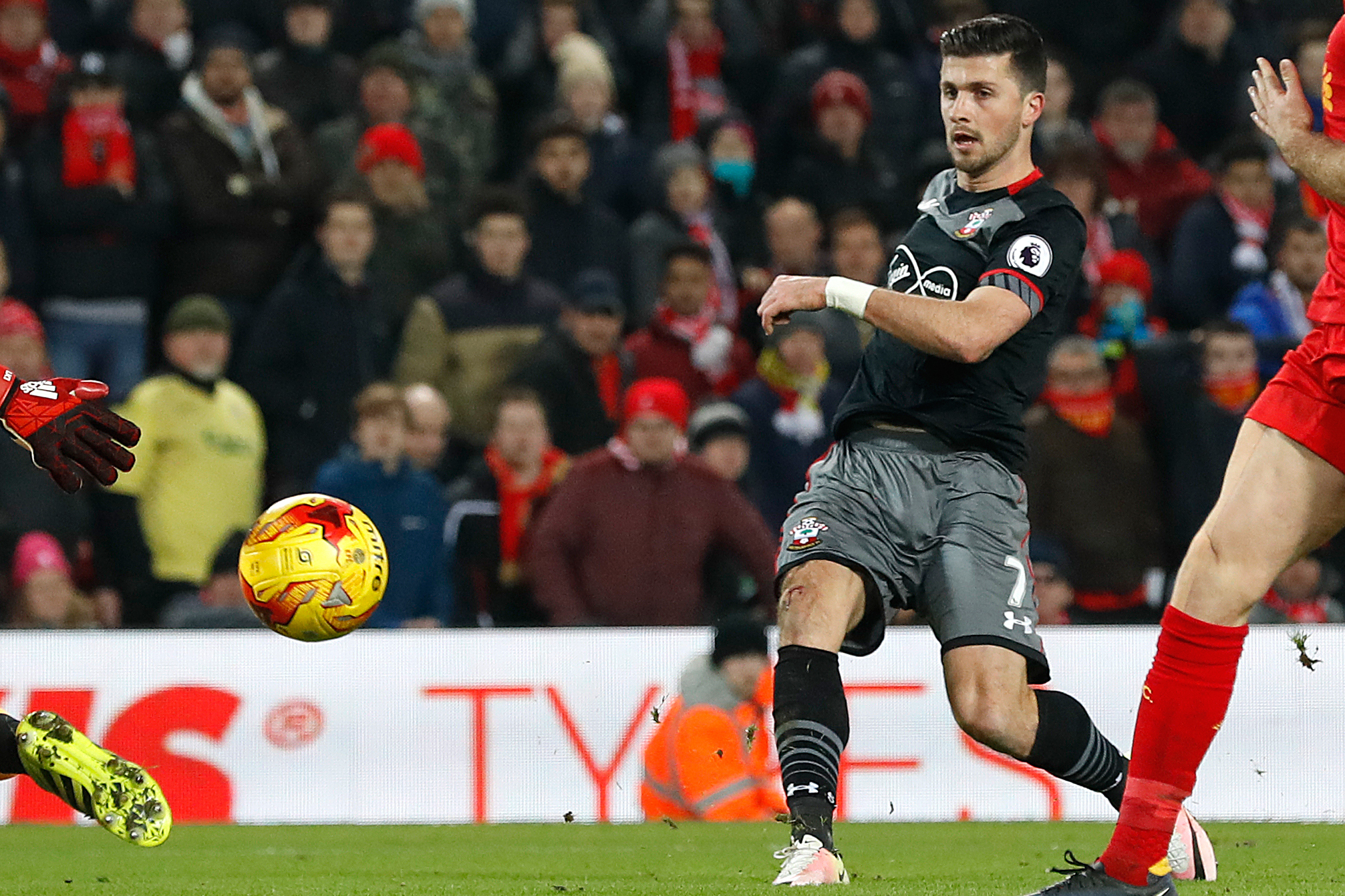 Southampton are one win from a club record ... as they prepare to face Liverpool