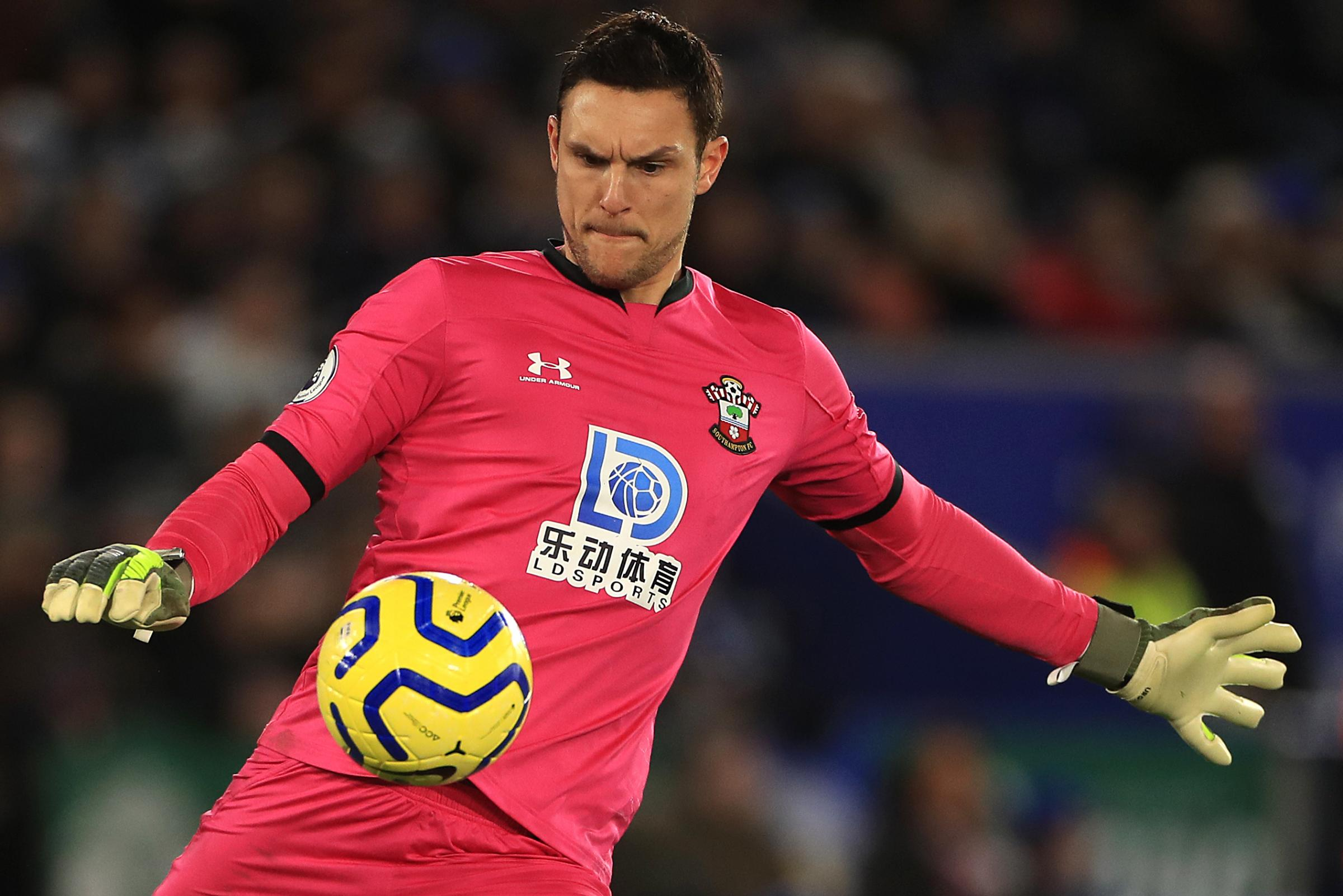 Southampton goalkeeper Alex McCarthy reveals his save of the season so far