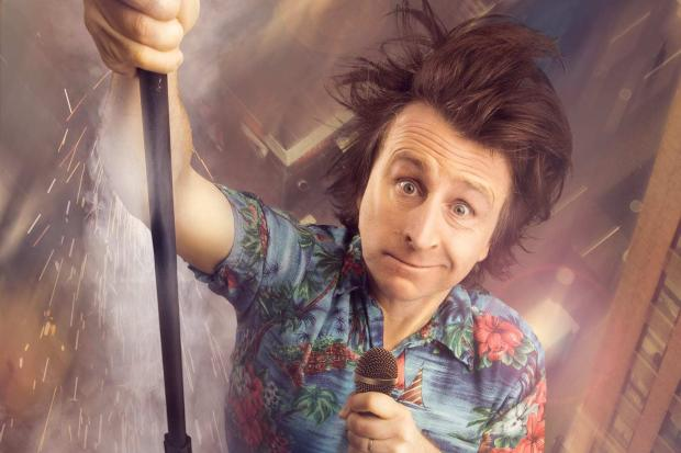 Milton Jones returns with Milton Impossible