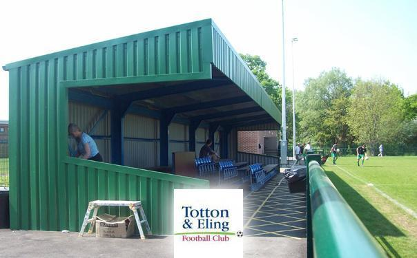 The home ground of Totton and Eling FC, known as The Millers.