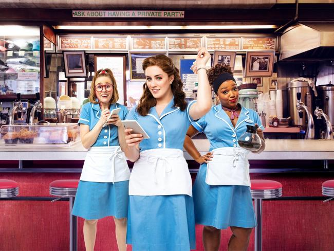 Waitress is coming to Southampton next year