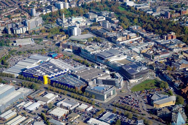 Ikea in Southampton is due to open (pic: Stephen Bath)