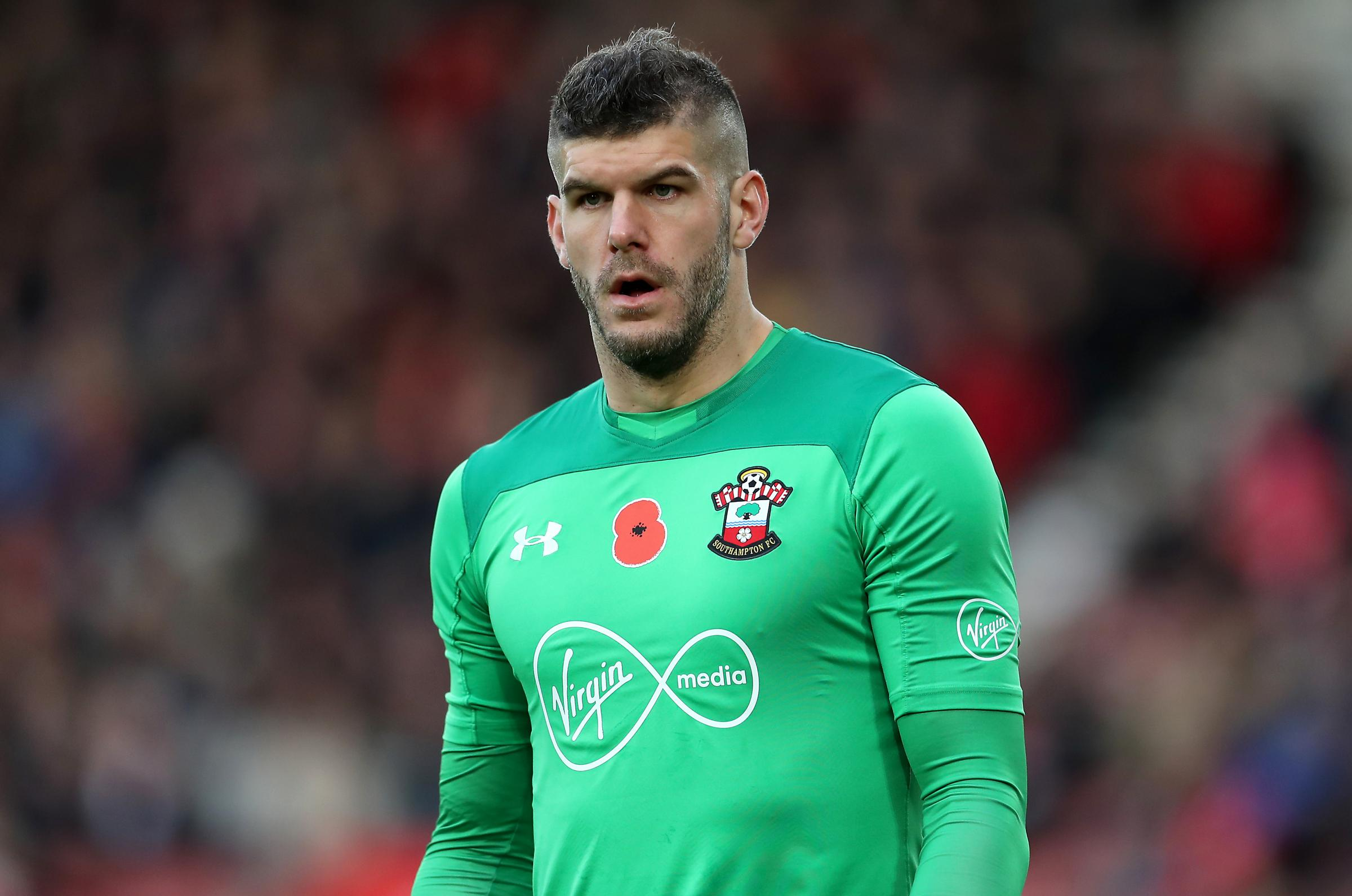 Fraser Forster's been handed the chance to impress Ralph Hasenhuttl