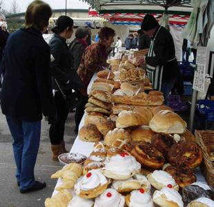Farmers' Markets  - good prices and a great day out