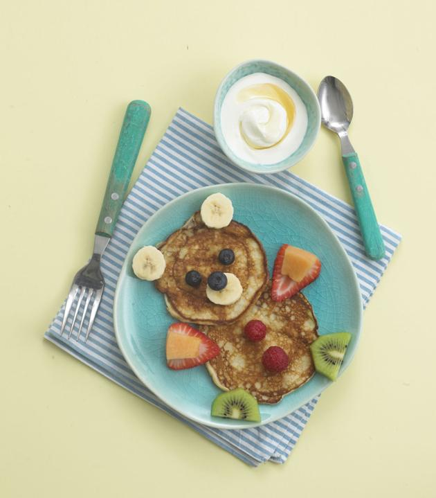 Breakfast Bear Pancakes
