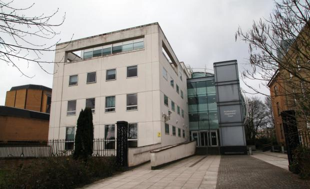 Daily Echo: Southampton Magistrates Court