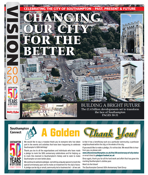 Daily Echo: Vision 20/20