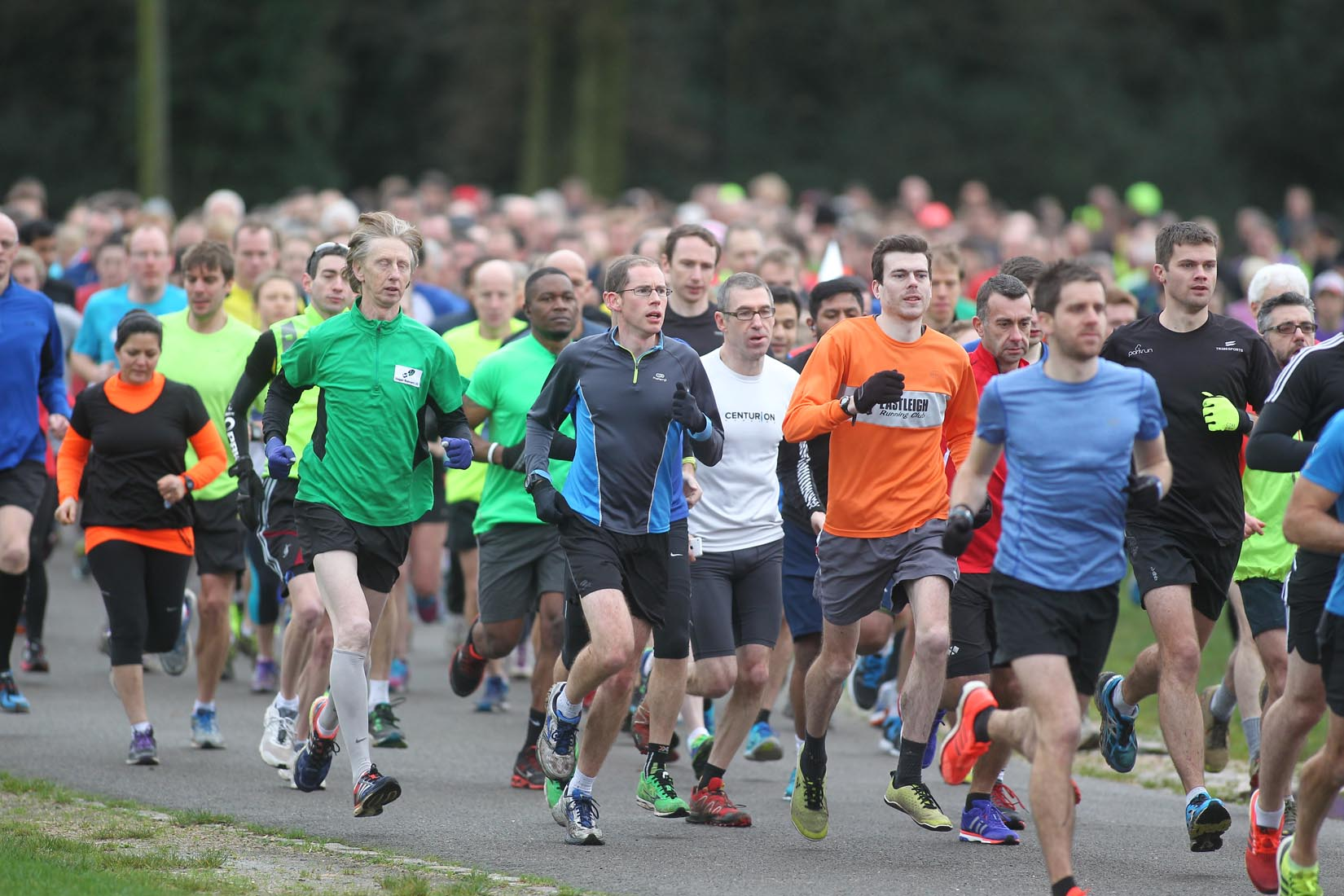 GALLERY: Hundreds of runners take over Southampton park