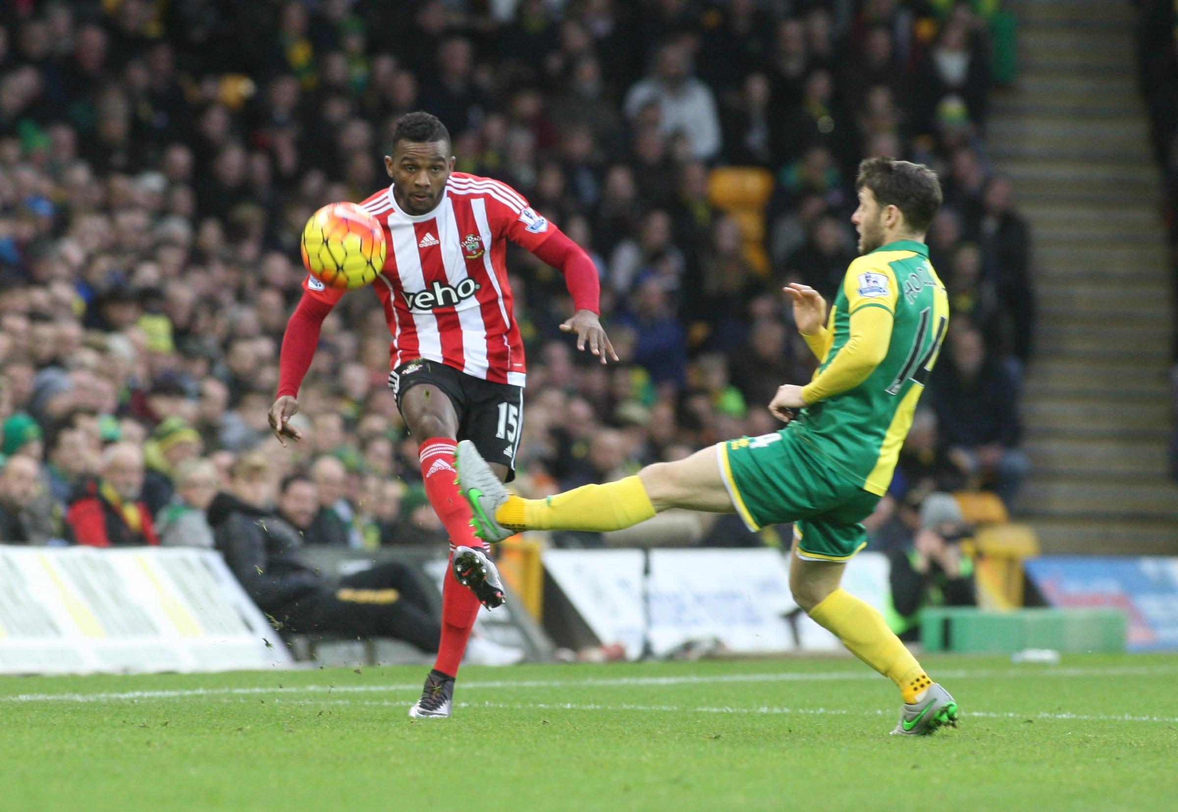Norwich City 1-0 Southampton - in pictures