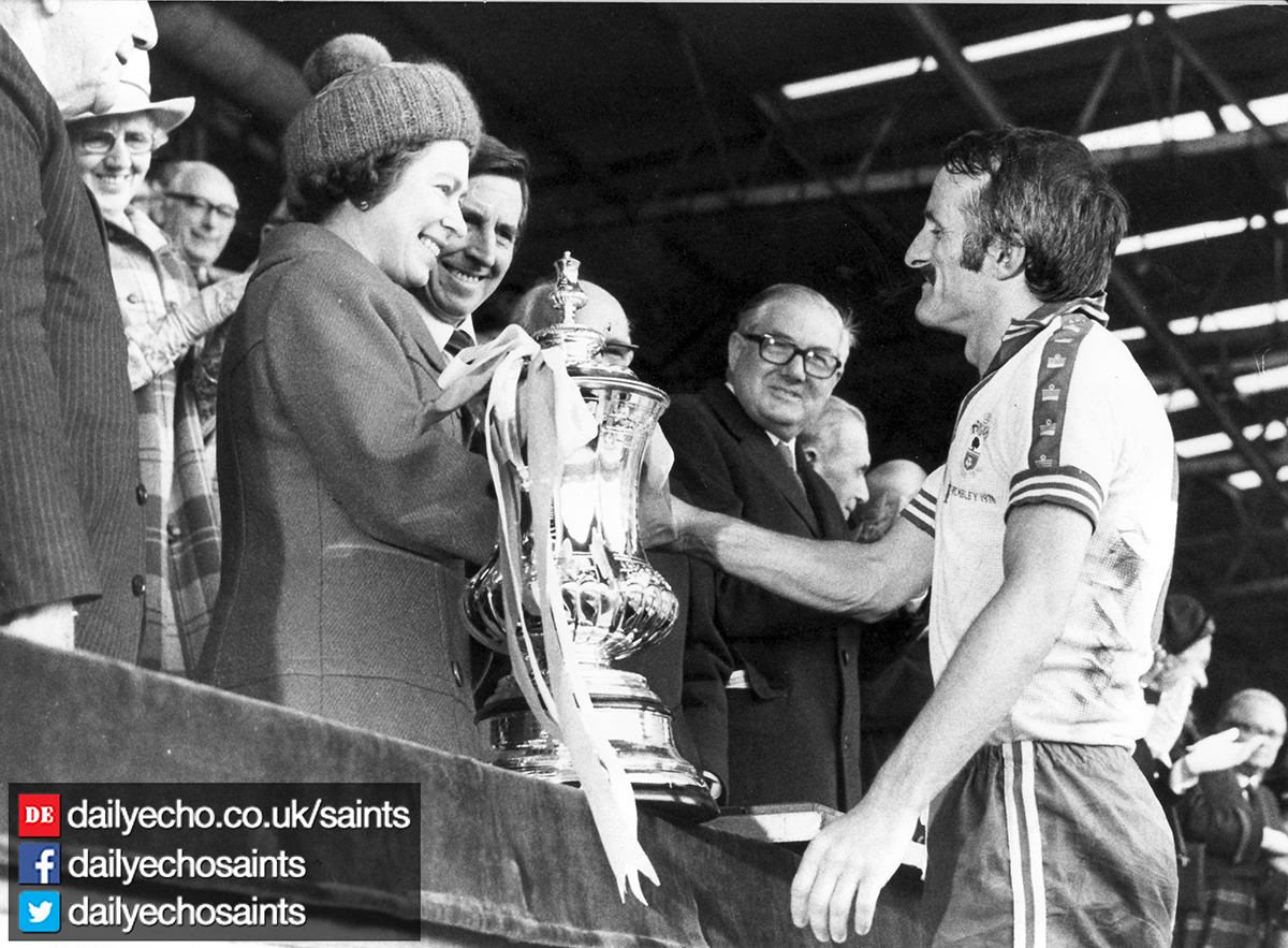 PHOTOS: Southampton's 1976 FA Cup campaign remembered 40 years on