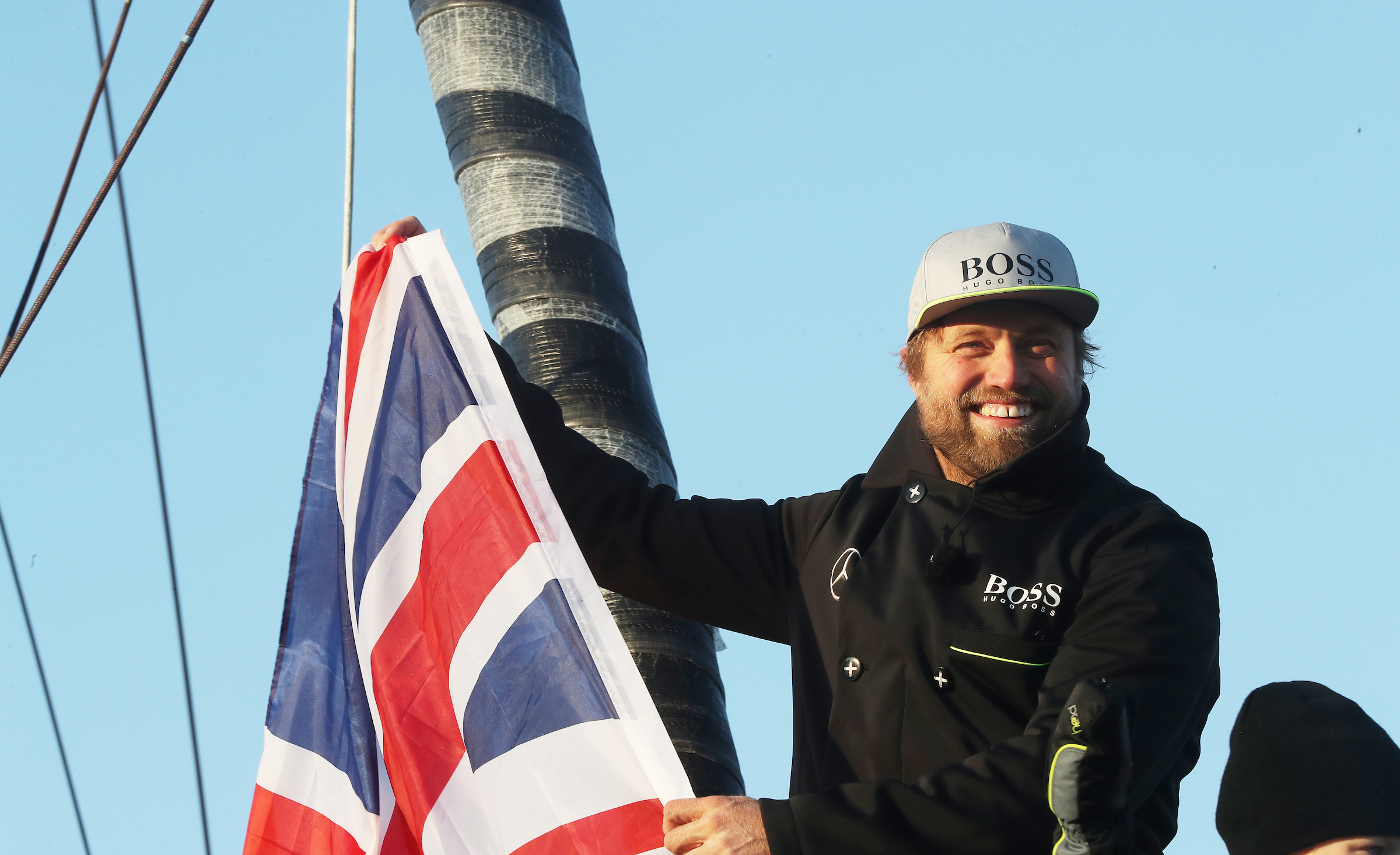 Hampshire sailor to be given a hero's welcome after Vendee Globe epic