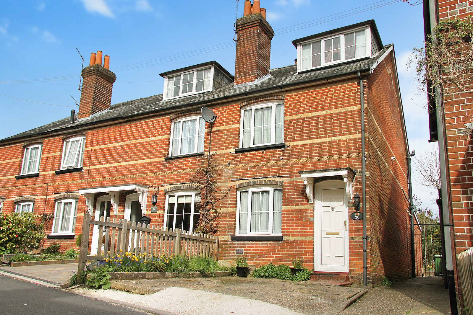 Extended period home in Wickham