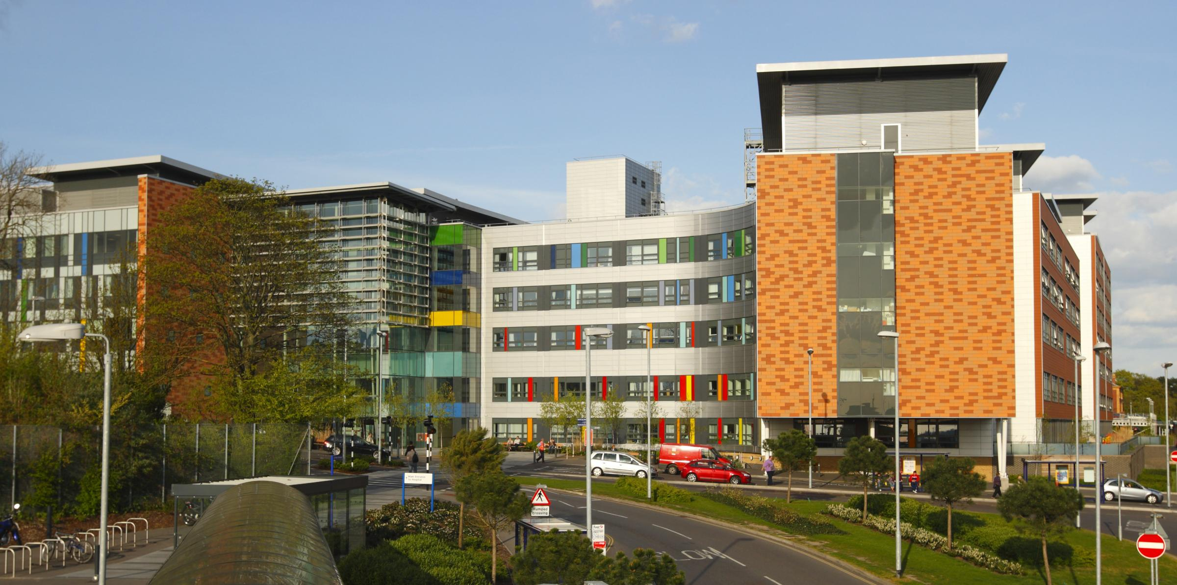 Queen Alexandra Hospital - where the three-month-old baby died - Chris Ison/PA Wire.