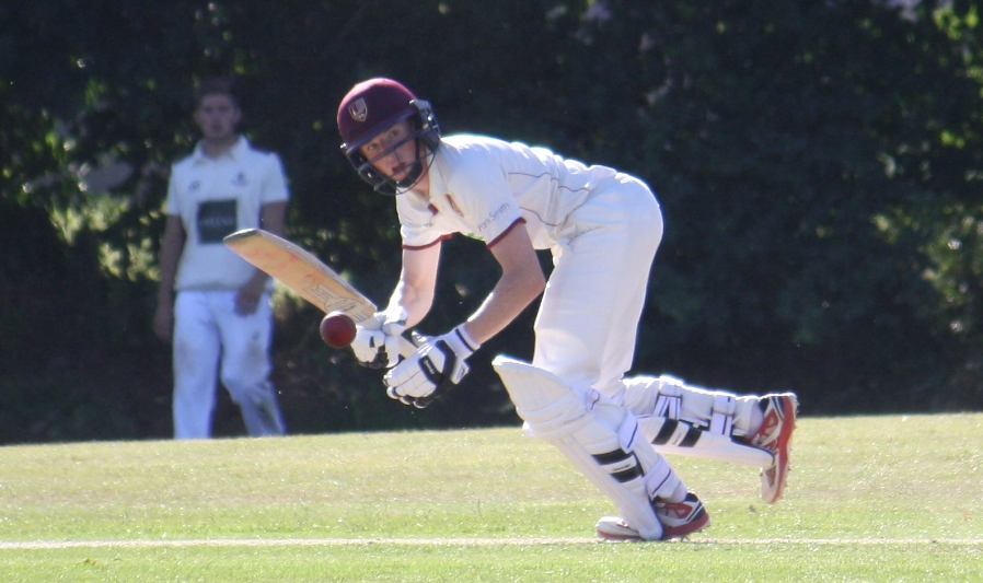 CRICKET: Draper has the tools to defeat St Cross