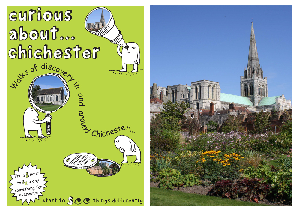 Curious ABout Chichester?