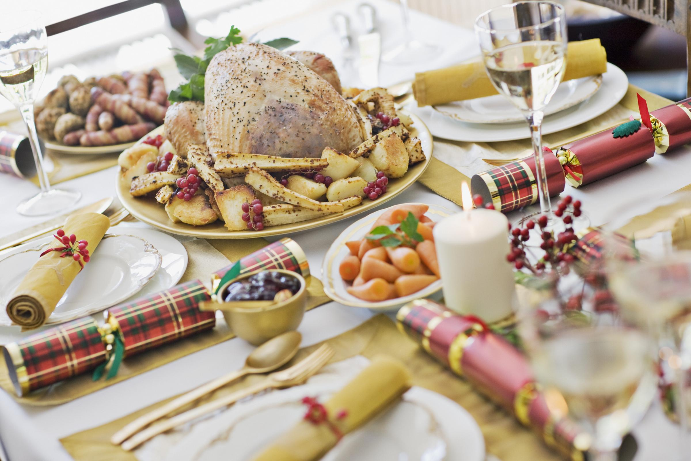 READER LETTER: Here's why you should go vegan or vegetarian for Christmas dinner