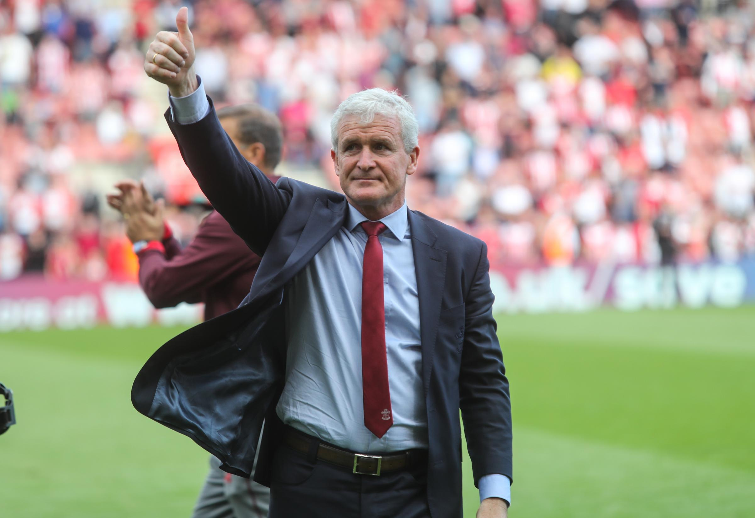 Mark Hughes: We must improve our home form