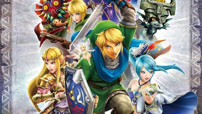 Hyrule Warriors: Definitive Edition Review