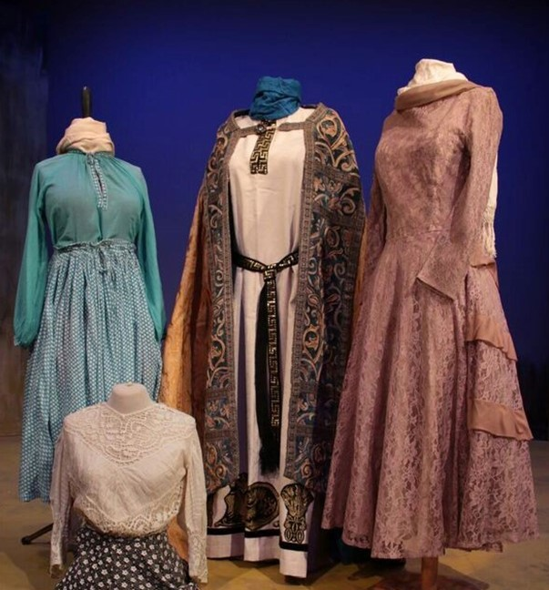 Costume sale at Chesil Theatre