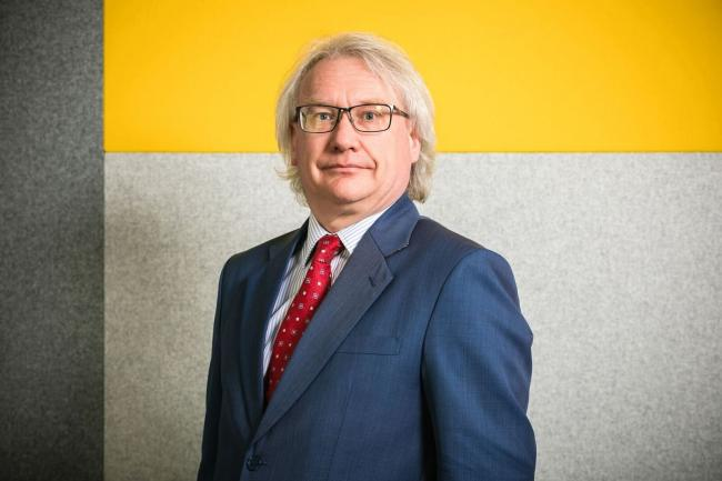 Dave Hales, new managing partnerat the Southampton office of EY.