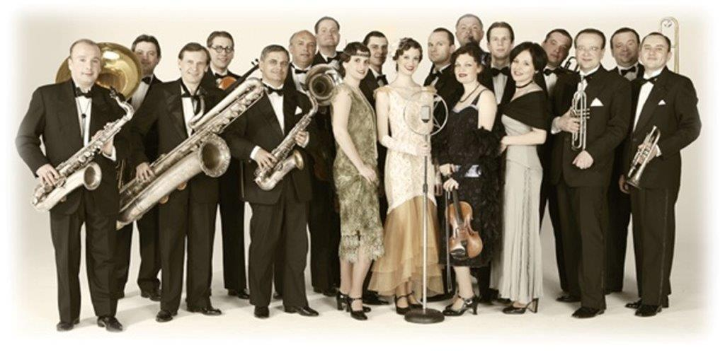 Bratislava Hot Serenaders will be at The Concorde
