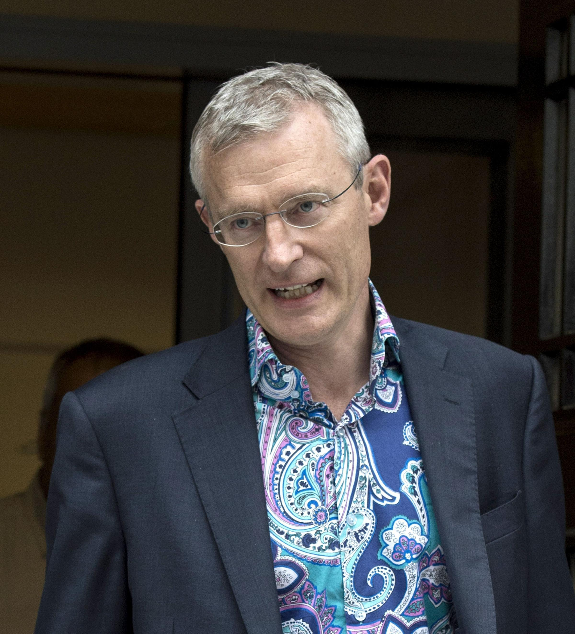 File photo dated 19/07/17 of Jeremy Vine. The Wright Stuff is to be renamed Jeremy Vine when the new host takes over. PRESS ASSOCIATION Photo. Issue date: Friday August 10, 2018. Vine will join the Channel 5 show in place of Matthew Wright, who left earli