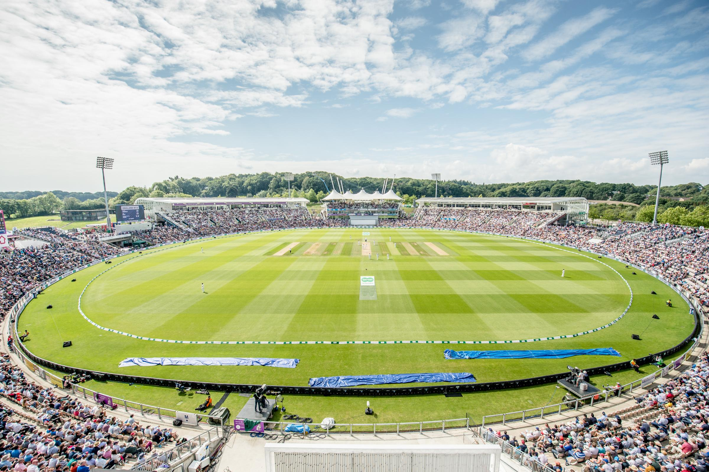 The Ageas Bowl (Dave Vokes Photography)