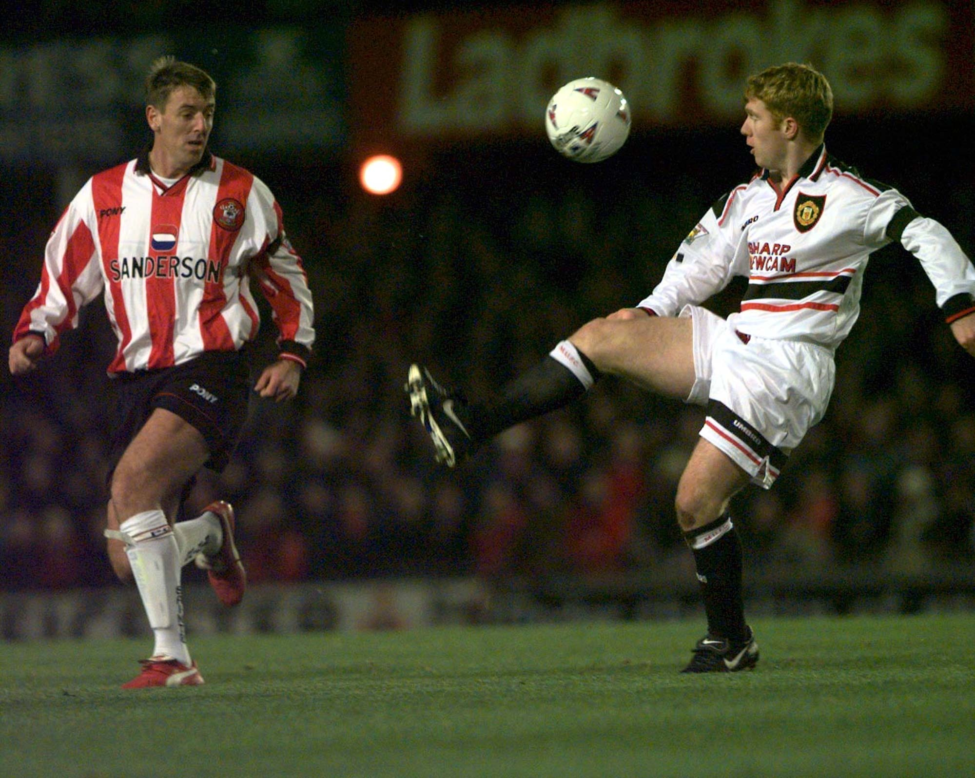 Le Tissier gives his view on Saints