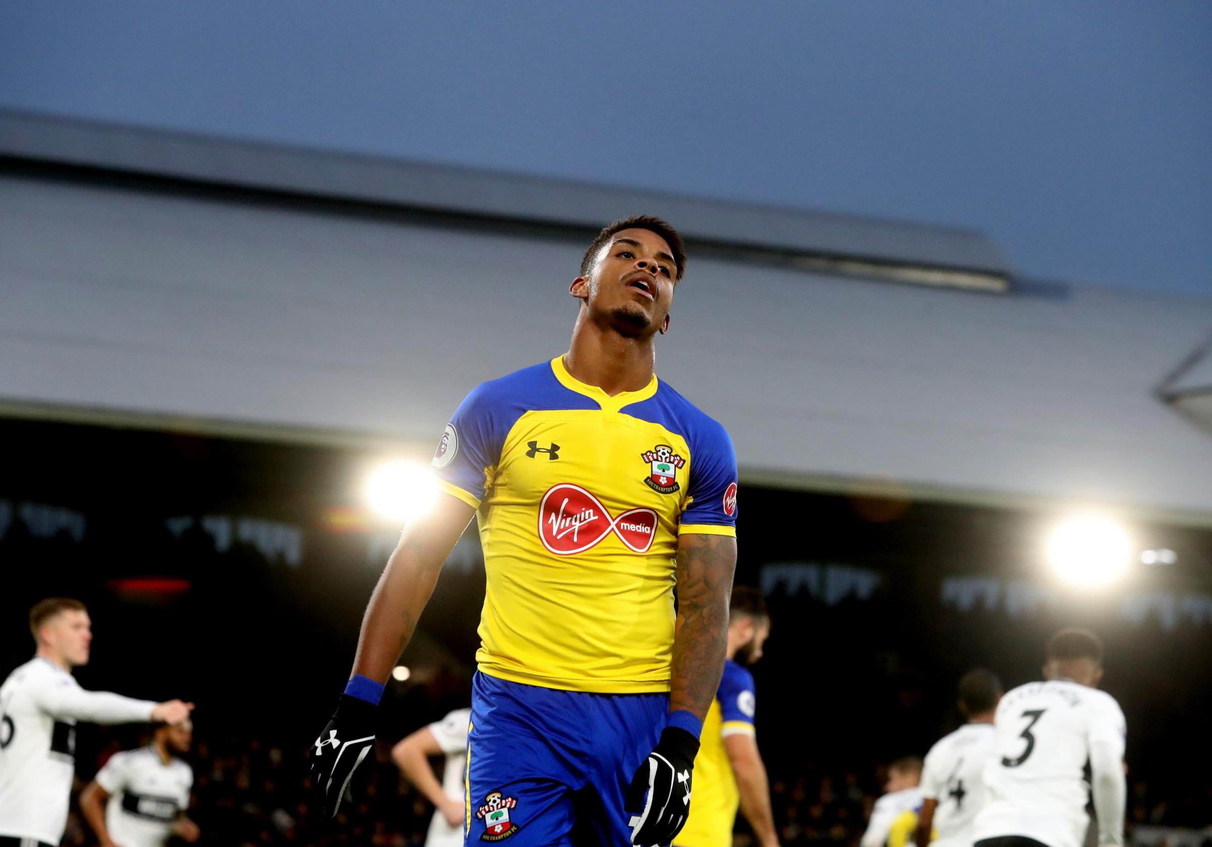 Southampton midfielder Mario Lemina is looking for a new club