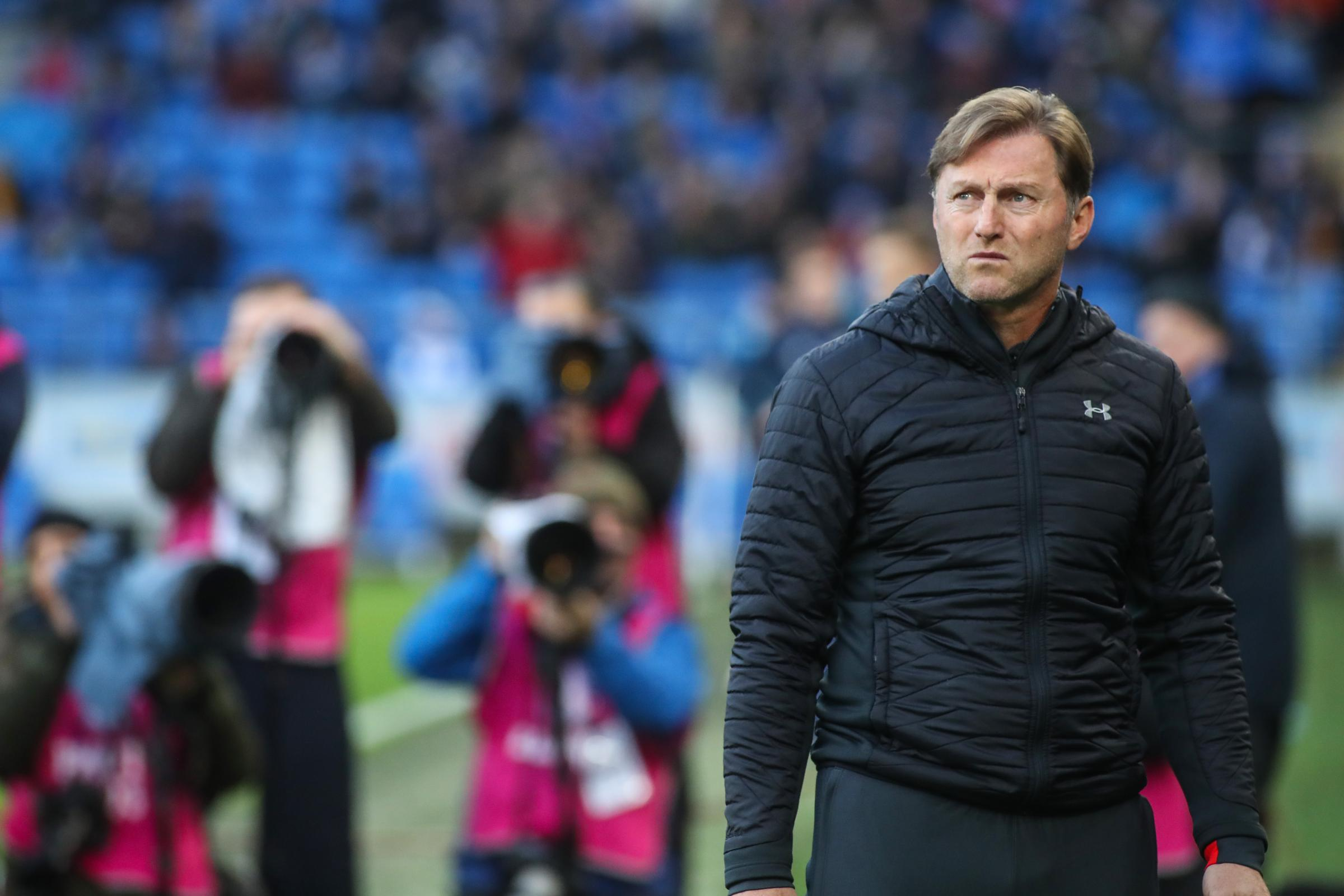 Hasenhuttl outlines a target for next season