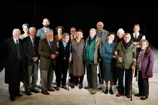 Spitfire veterans meet the cast of Shadow Factory.