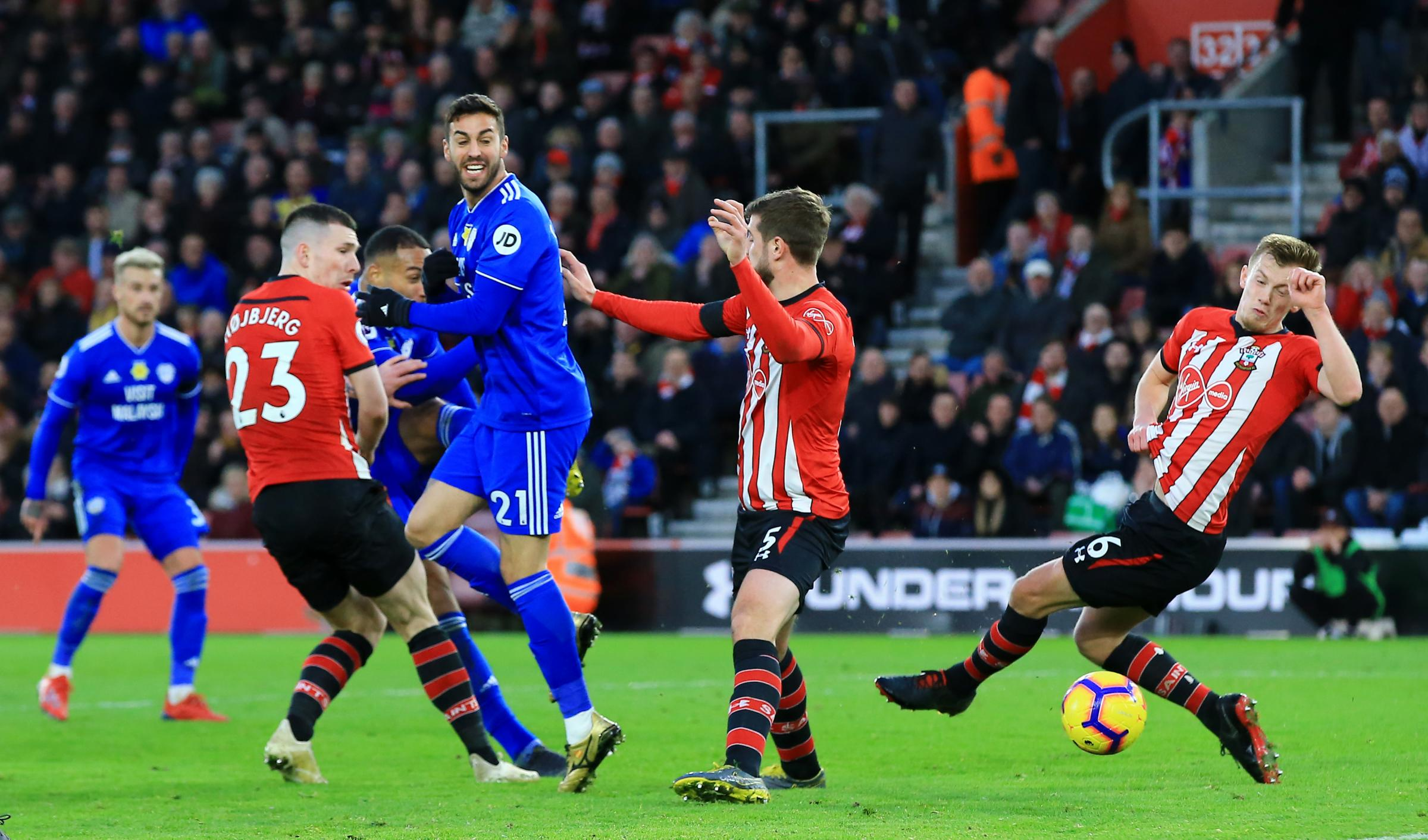 Saints v Cardiff: Five things we learned