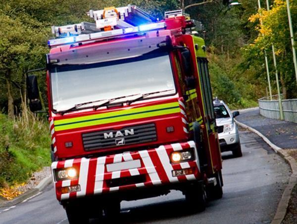 Residents evacuated and man taken to hospital after fire at Southampton flats