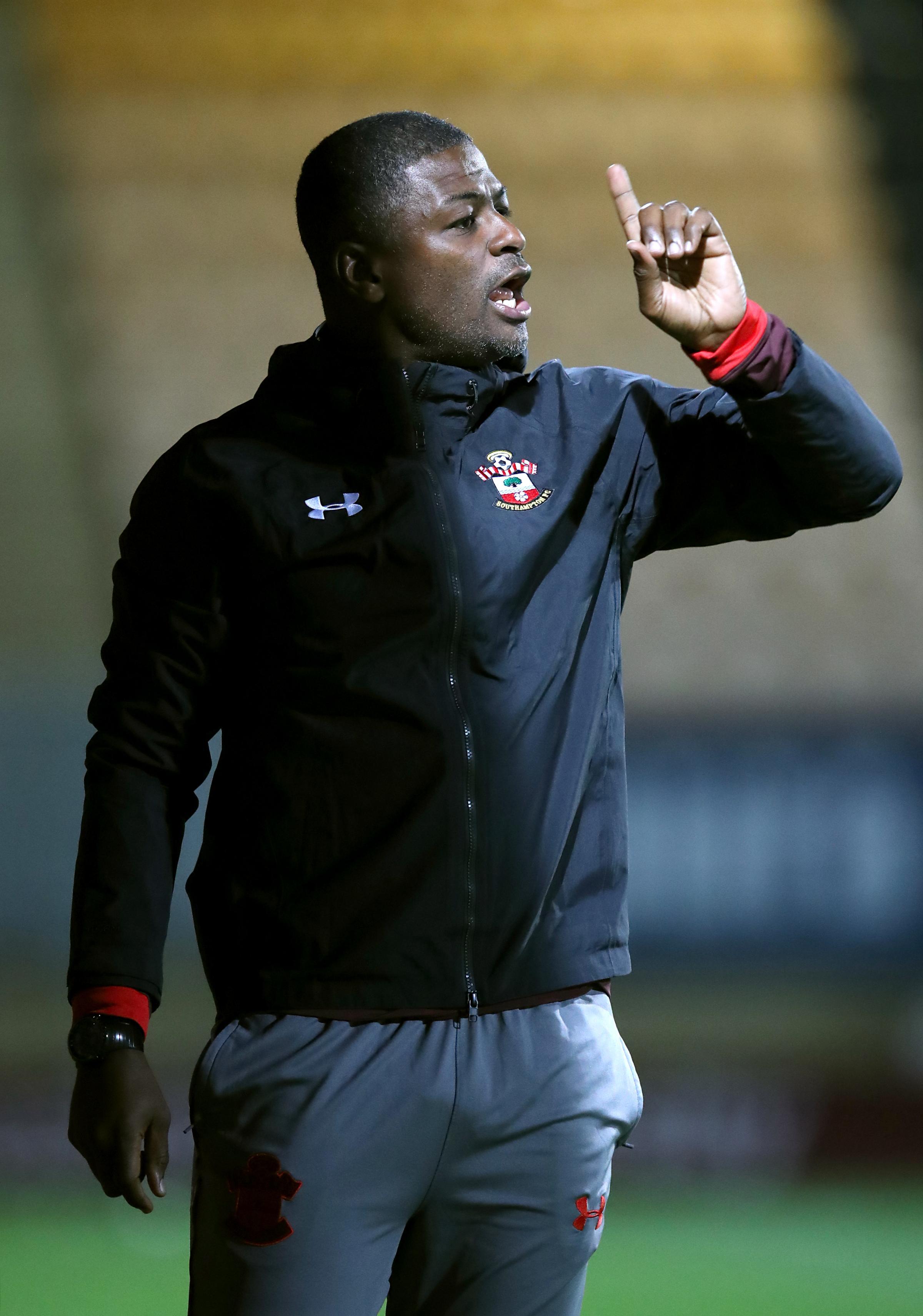 Jaidi backs his U23's to deal with the pressure