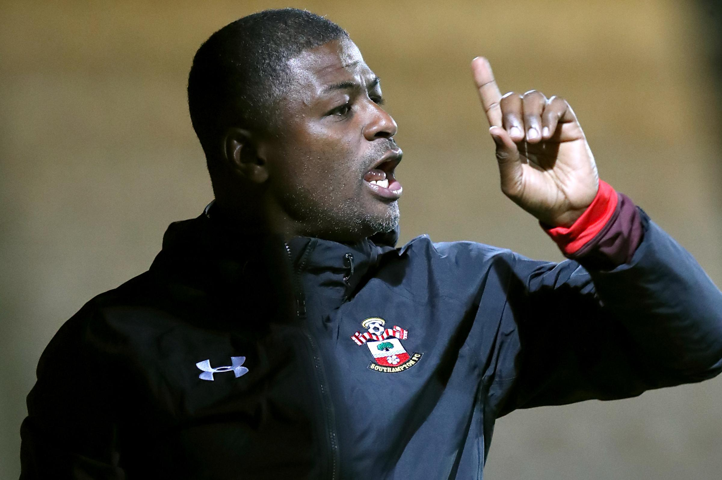 Hampshire Senior Cup quarter-final for Saints youngsters