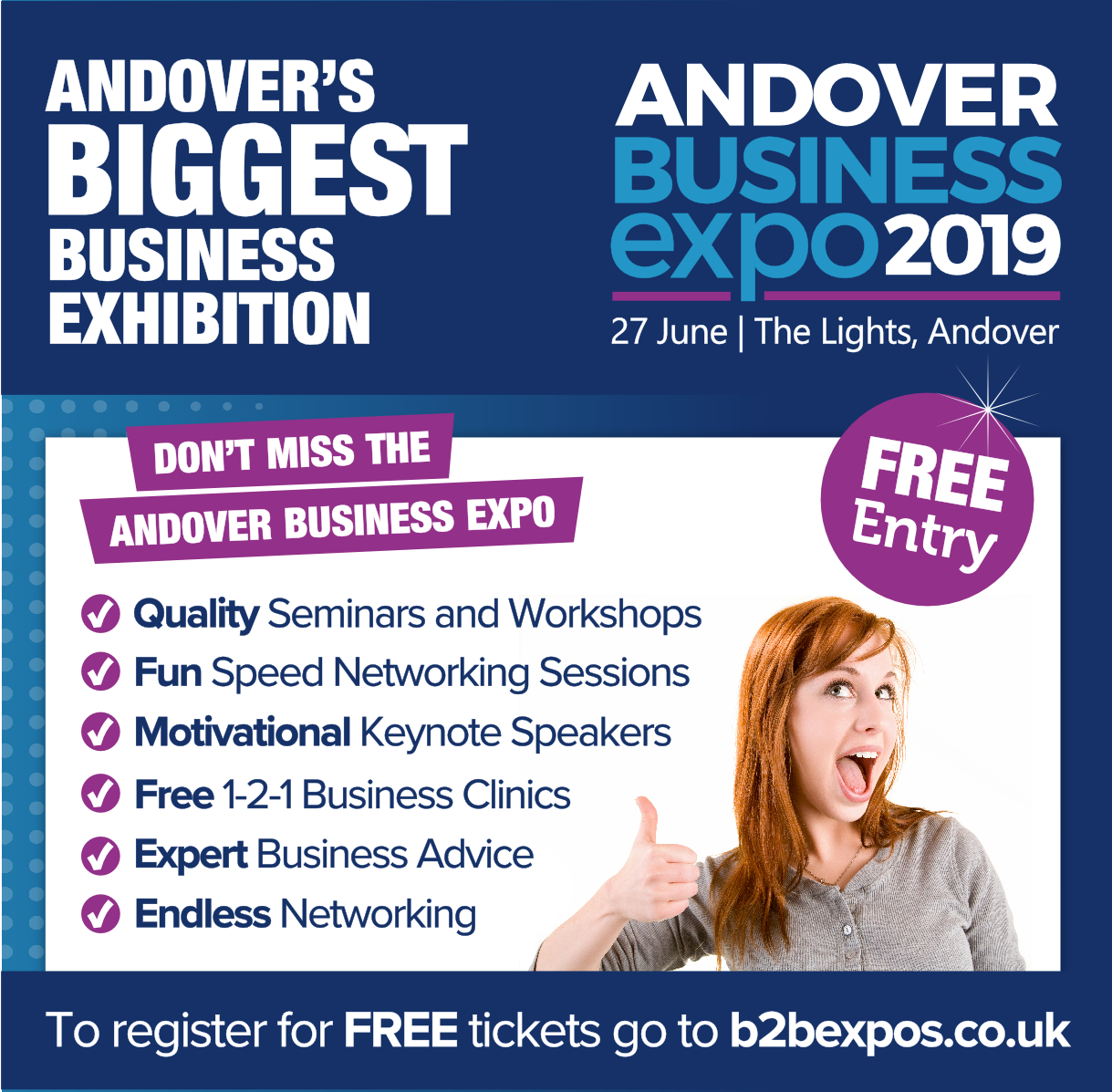Andover Business Expo